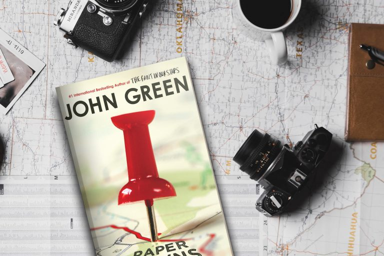 Food in Paper Towns | John Green (Food Reference List)