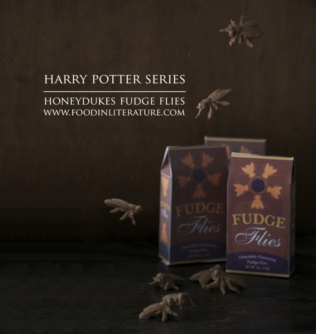 Fudge Flies | Harry Potter