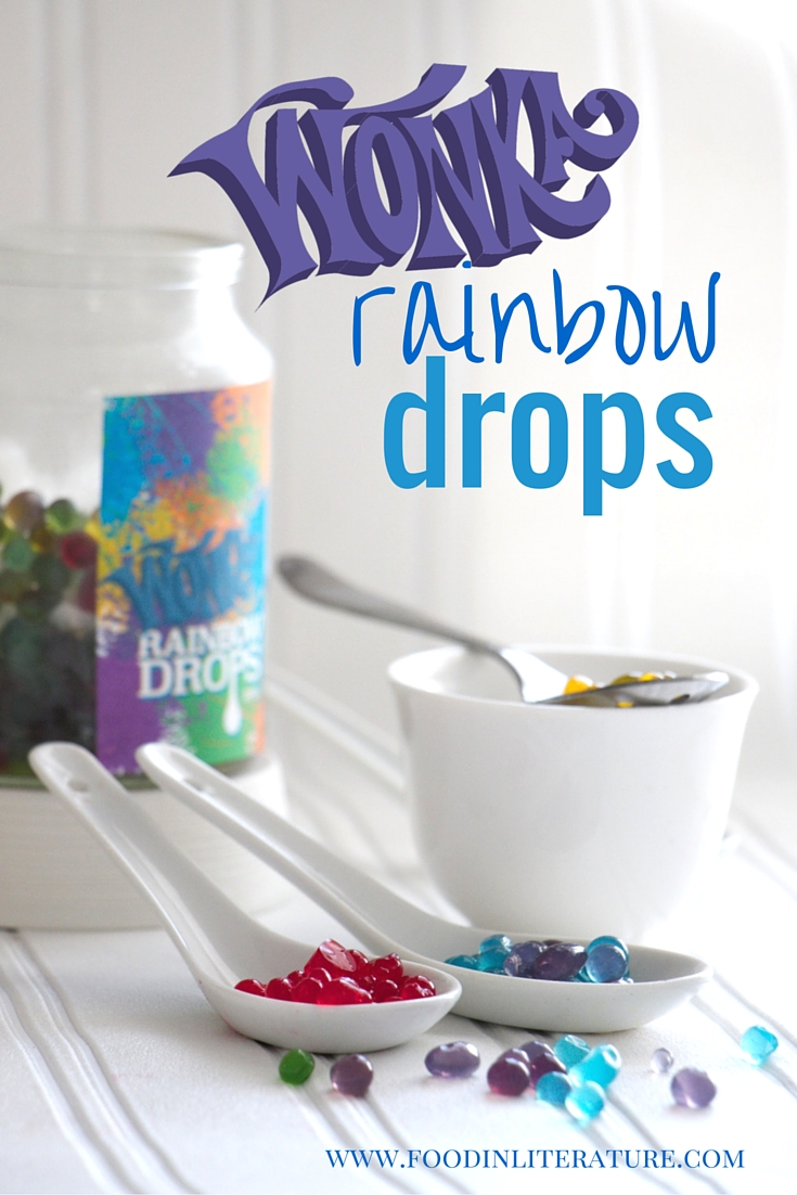 Wonka's Rainbow Drops | Charlie and the Chocolate Factory