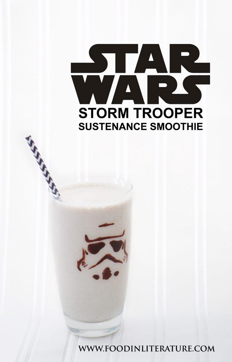 Star Wars Storm Trooper Sustenance Smoothie