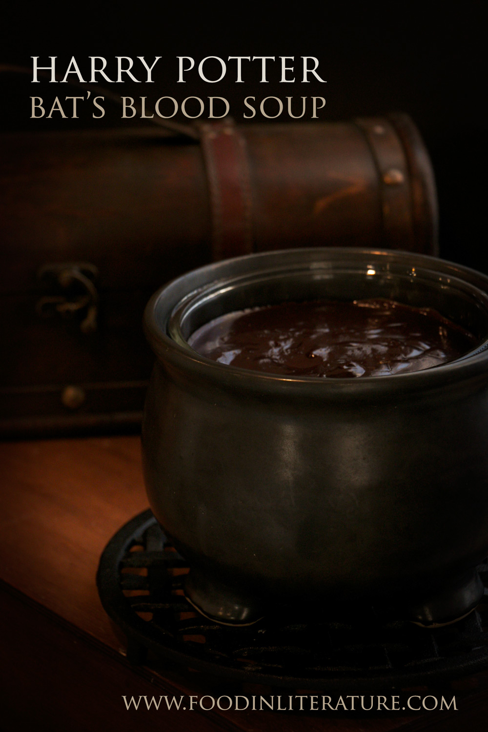Bat's Blood Soup | Harry Potter