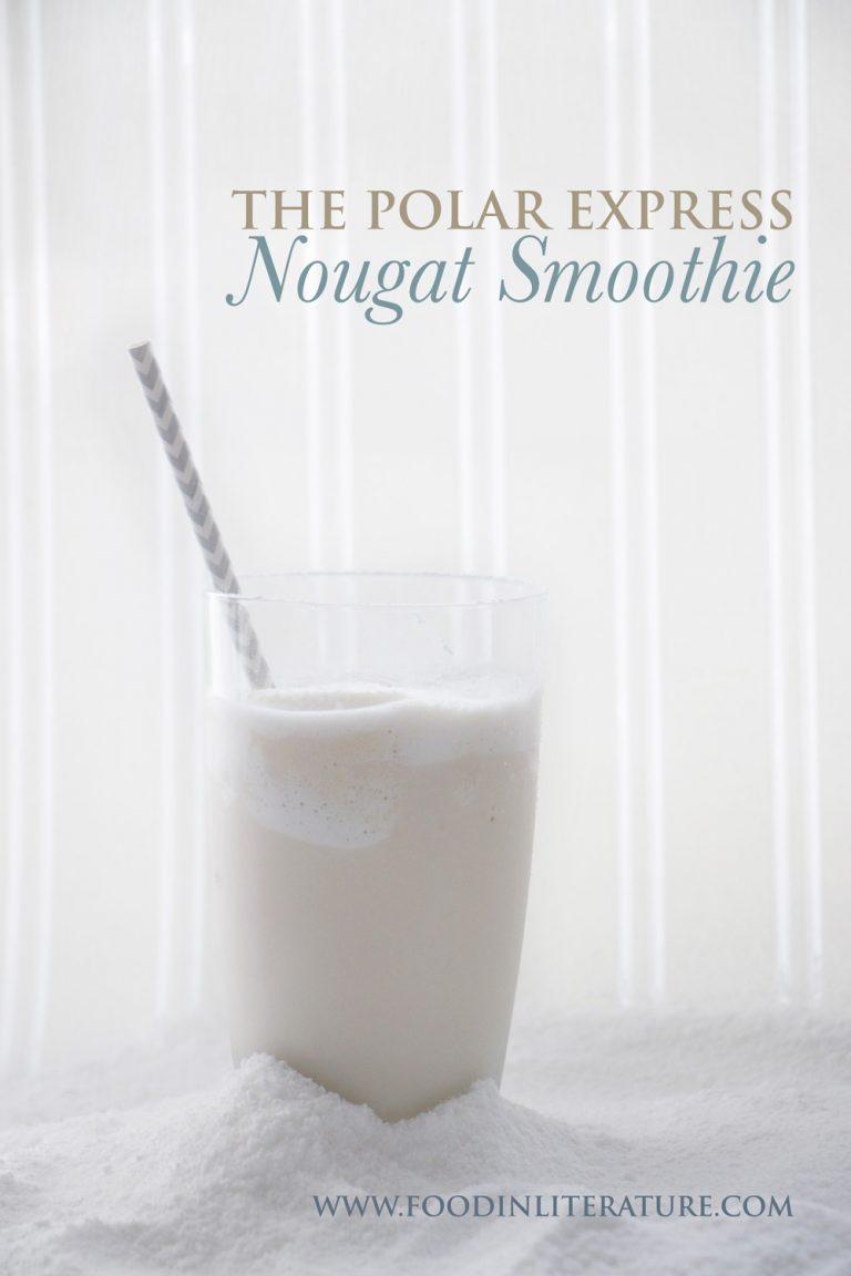 The Polar Express; Nougat Smoothie