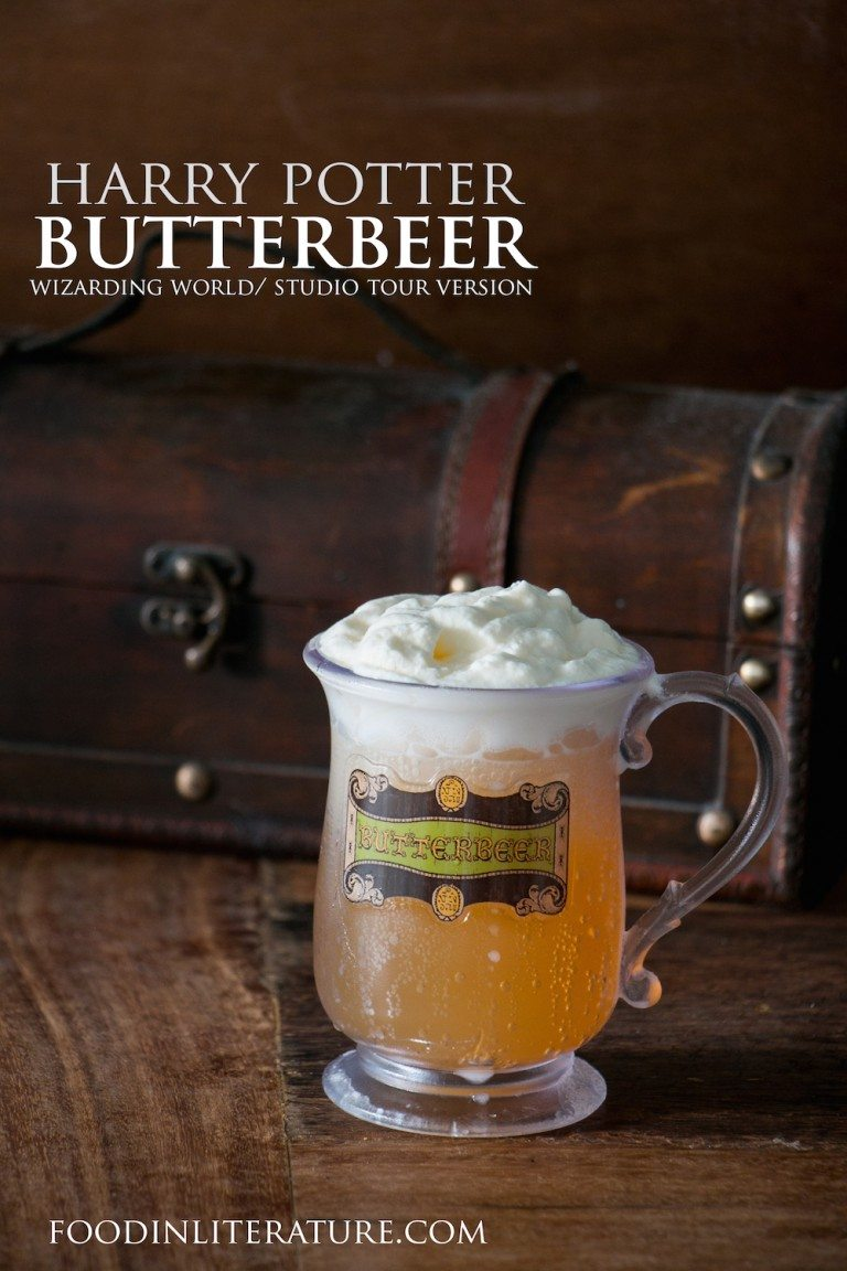 Wizarding World Butterbeer {non alcoholic} | Harry Potter