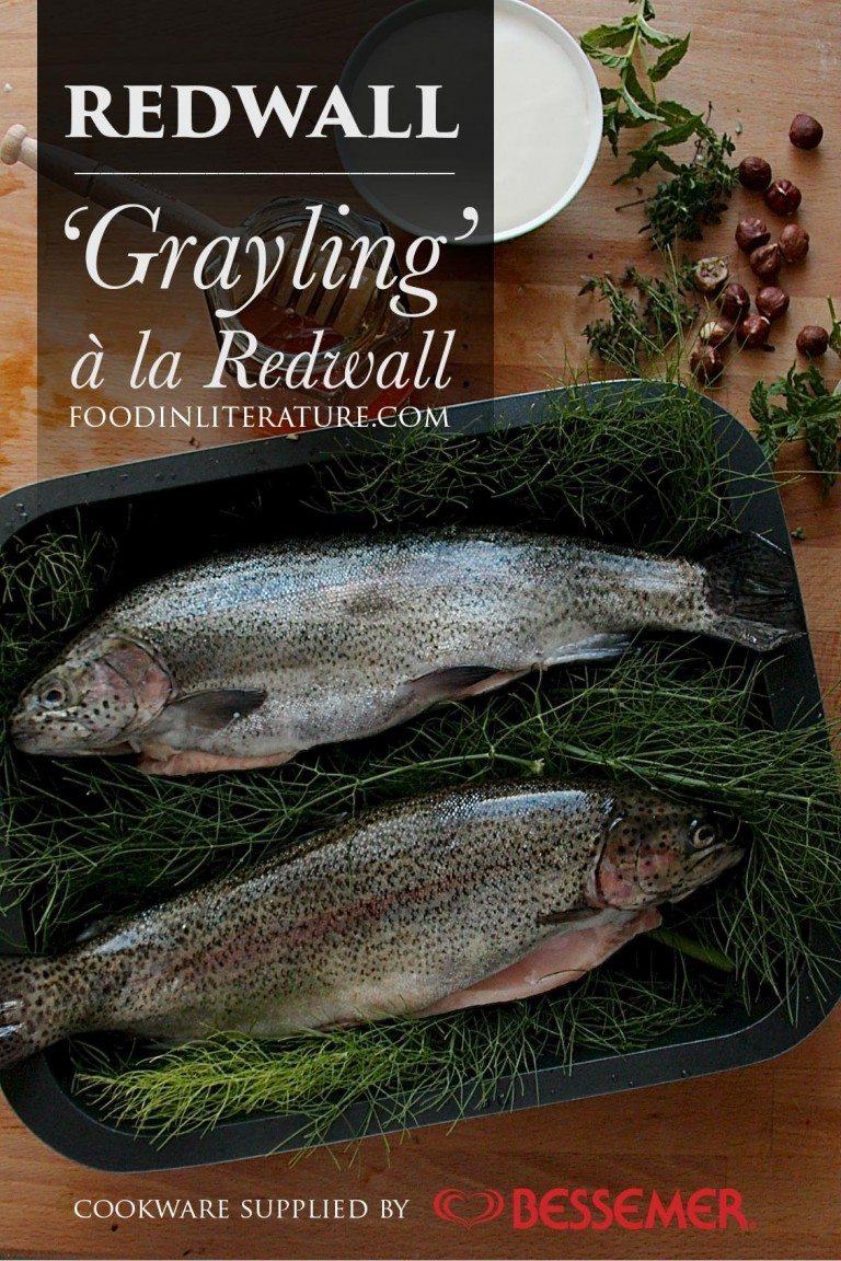 """Grayling à la Redwall"" | Redwall"
