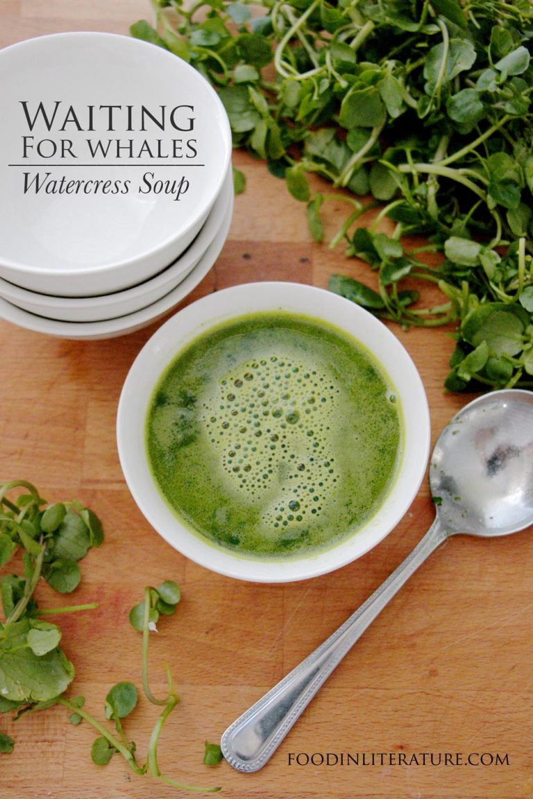 Watercress Soup | Waiting For Whales