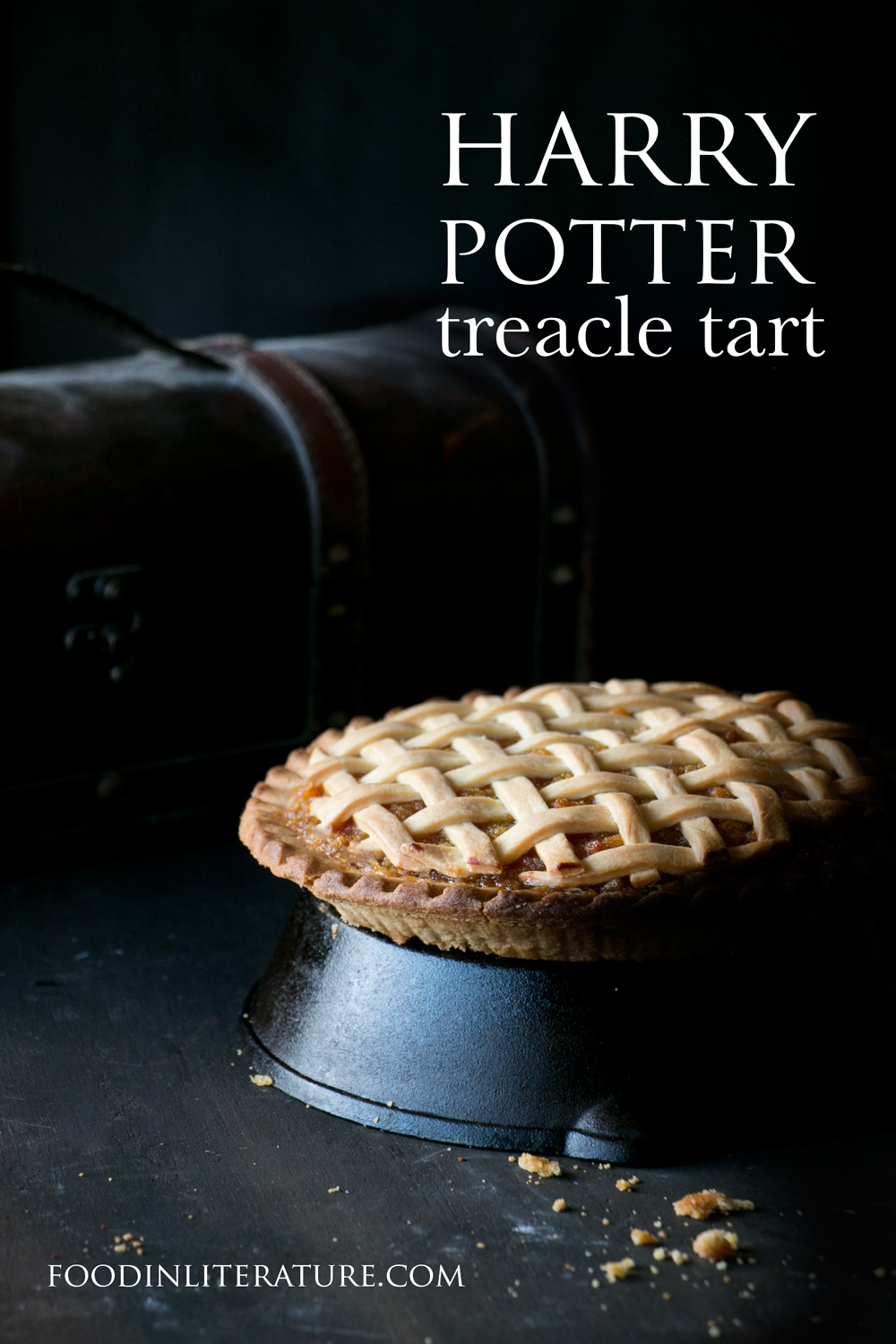 Harry Potter Series | Treacle Tart