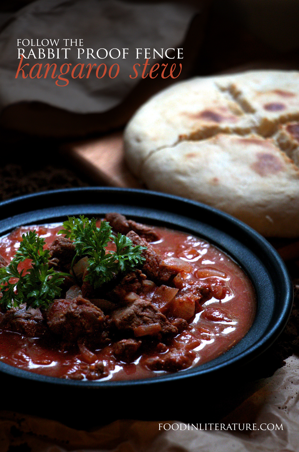 Kangaroo Stew | Follow The Rabbit Proof Fence