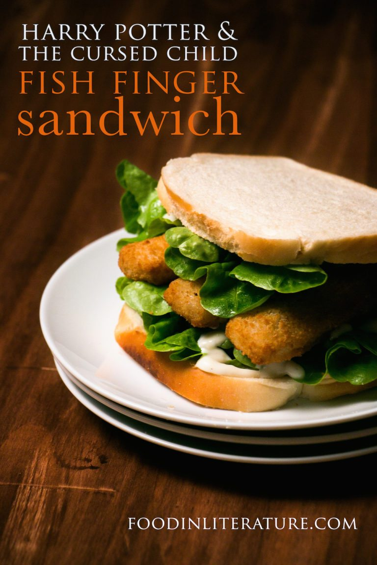 Fish Finger Sandwich | Harry Potter and the Cursed Child