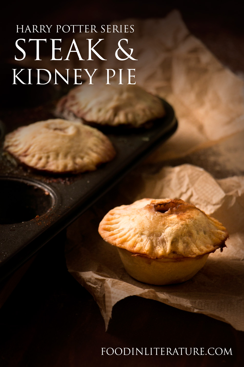 Steak and kidney pie | Harry Potter