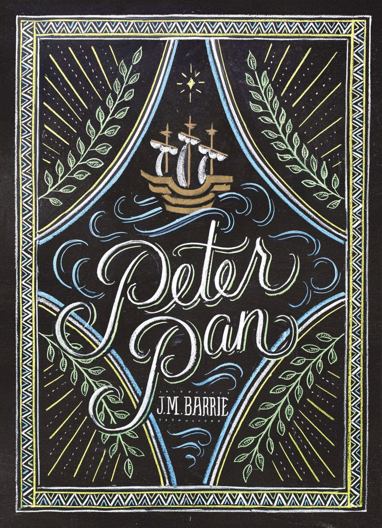 Food in Peter Pan | JM Barrie (Reference List)