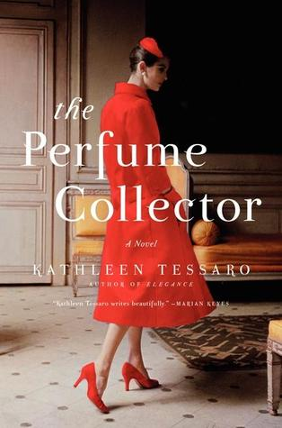 Food in The Perfume Collector; Kathleen Tessaro (Food Reference List)