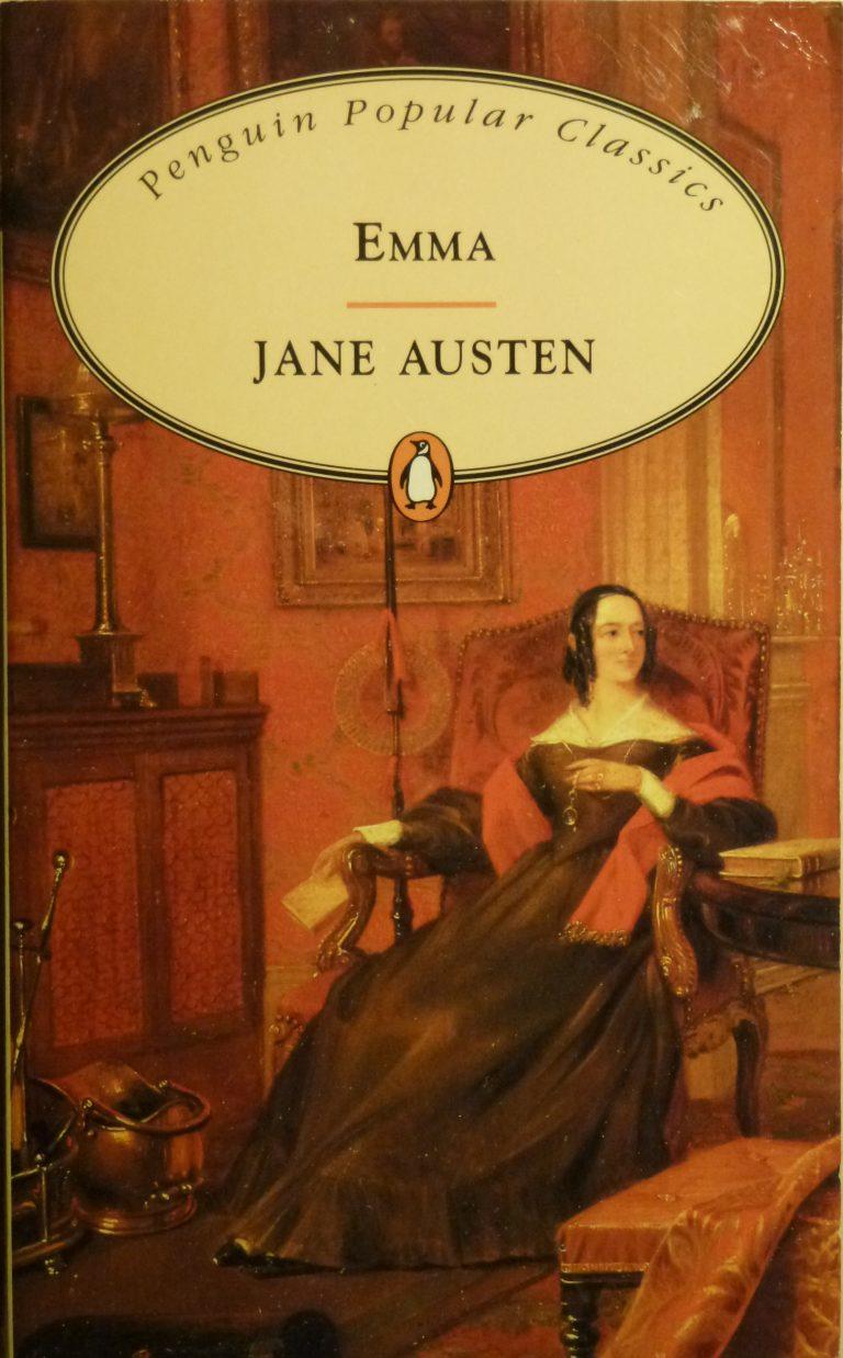 Emma | Jane Austen (Food Reference List)
