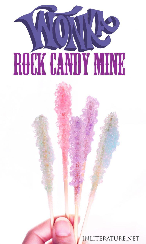 Rock Candy Mine | Willy Wonka Series