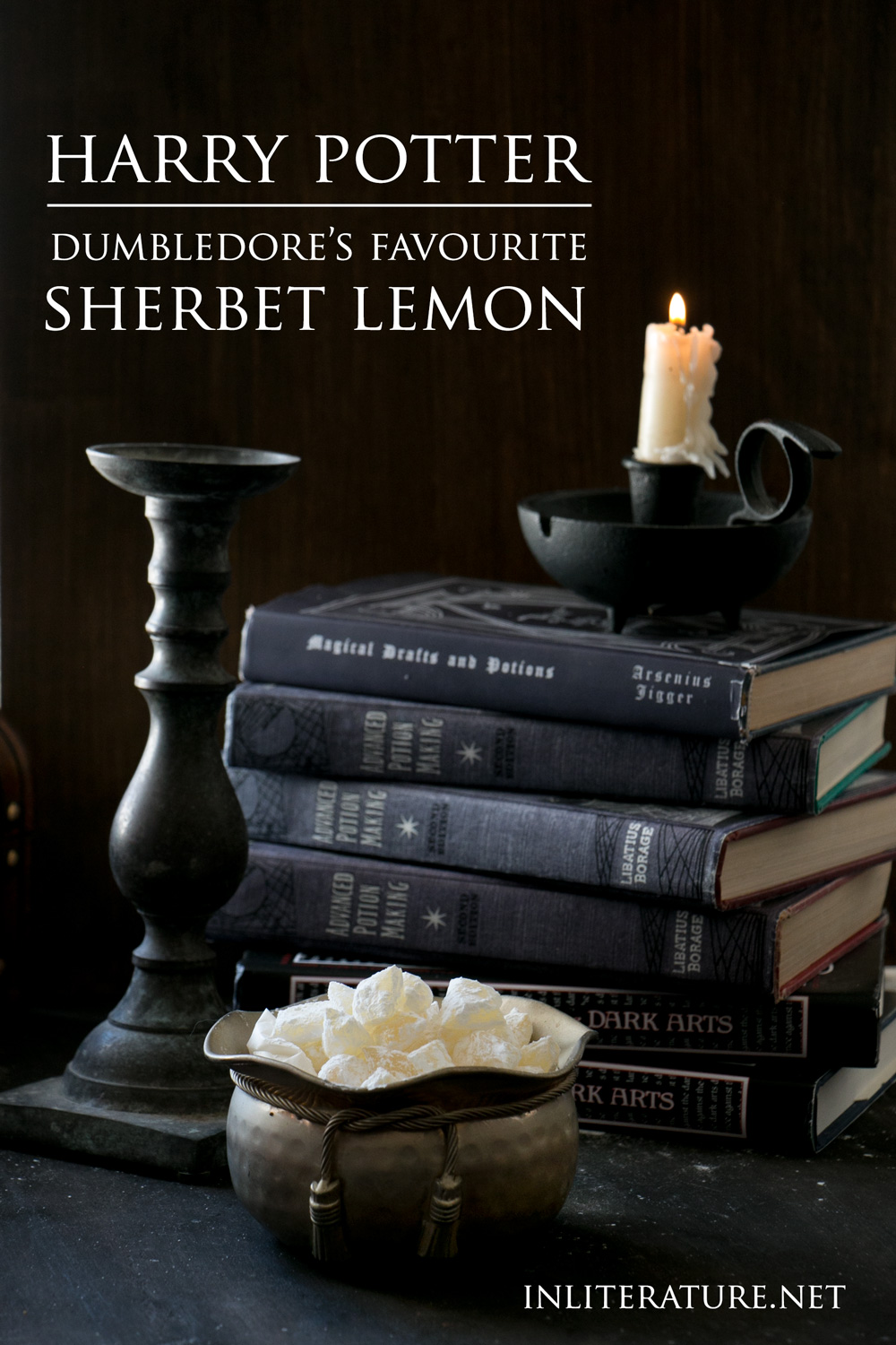 Sherbet Lemon | Harry Potter