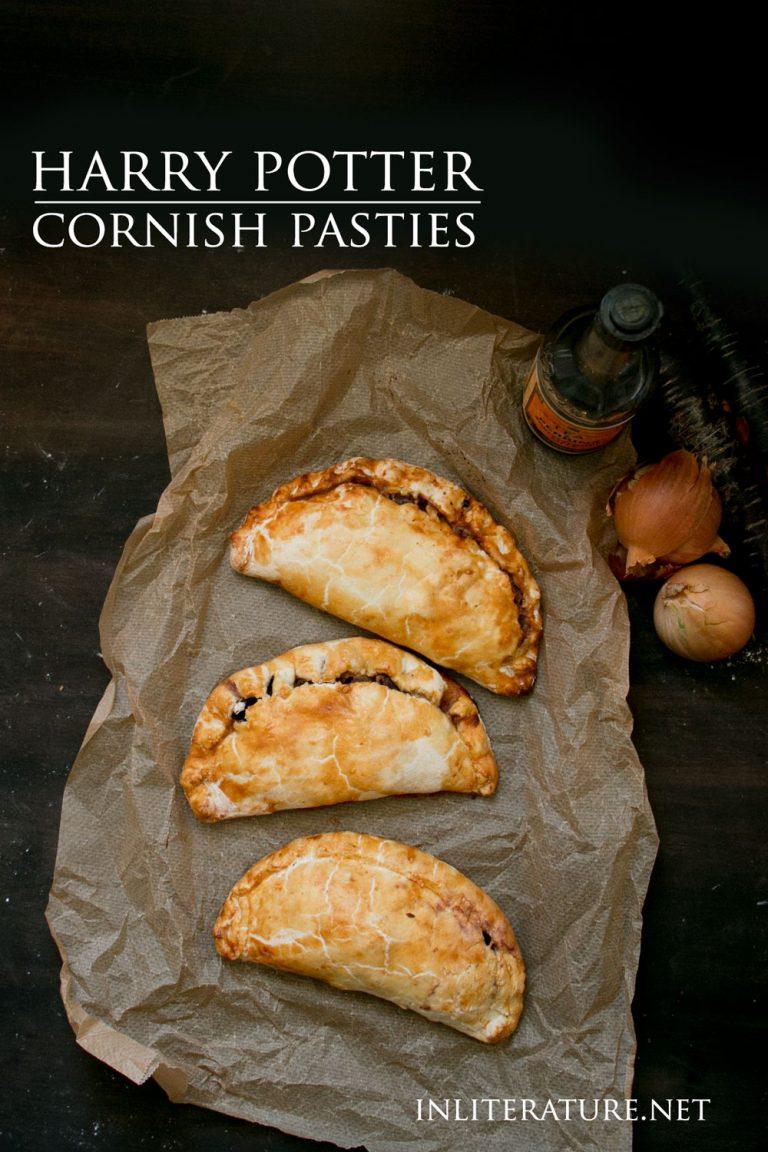 Cornish Pasties | Harry Potter