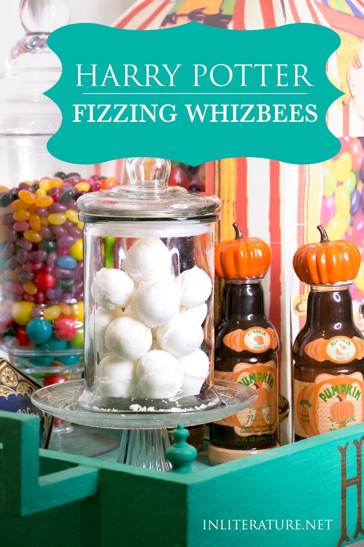 Fizzing Whizbees   Harry Potter