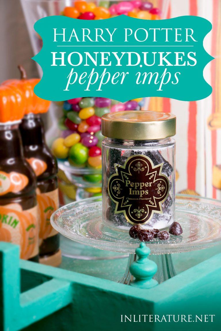 Pepper Imps | Harry Potter