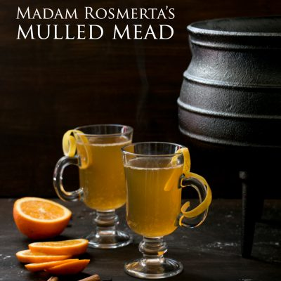Mulled mead | Harry Potter