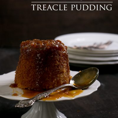 Treacle pudding   Harry Potter