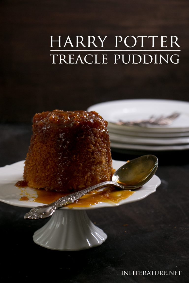 Treacle pudding | Harry Potter