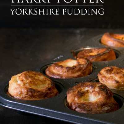 Yorkshire pudding | Harry Potter