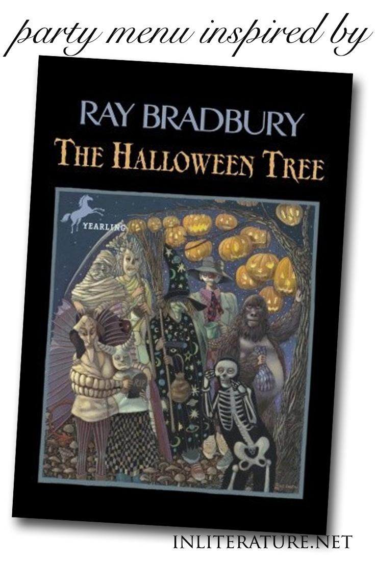 Food in The Halloween Tree