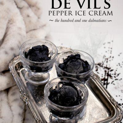 Cruella's Pepper Ice Cream | The Hundred and One Dalmatians