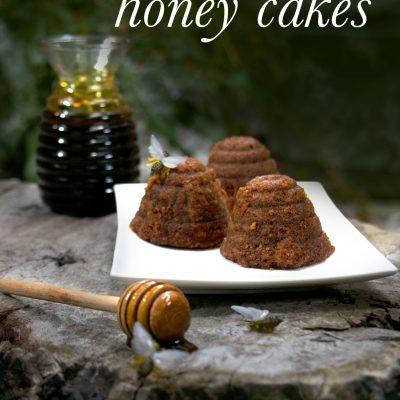 Honey Cakes | Winnie the Pooh