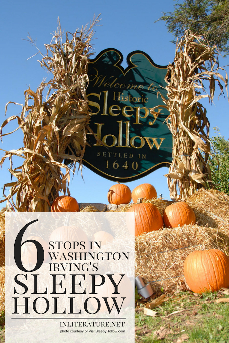 Re-reading The Legend of Sleepy Hollow in time for Halloween? Then it's time to plan a day trip to Washington Irving's Sleepy Hollow!