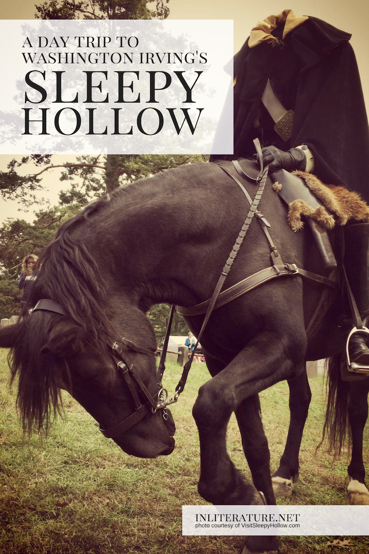 6 Stops in Washington Irving's Sleepy Hollow