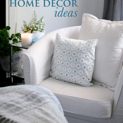 Easy Peter Rabbit Inspired Home Decor Ideas