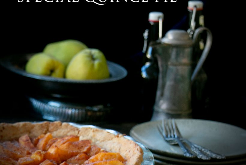 Looking to sample a taste of Friar Hugo's special quince pie from Redwall? This is the recipe you'll need, adapted from an old Renaissance recipe.