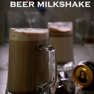 Cannery Row; Beer Milkshake