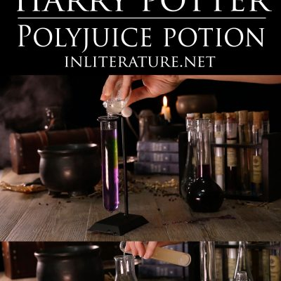 DIY Polyjuice Potion Kit | Harry Potter