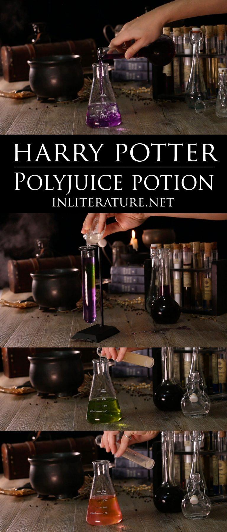 DIY Polyjuice Potion Kit | Harry Potter