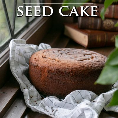 The Hobbit; An Unexpected Party; Seed Cake